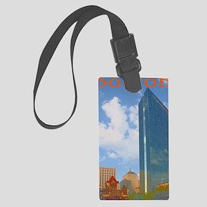 Copley 1_Postcard Large Luggage Tag
