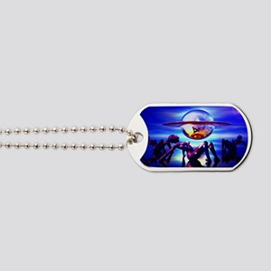 Saturn Dog Tags