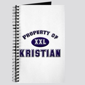 Property of kristian Journal