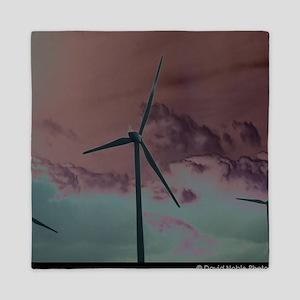 Wind Farm Queen Duvet