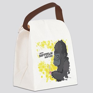 shirt-01 Canvas Lunch Bag
