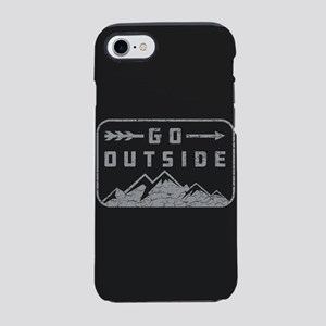 Go Outside iPhone 7 Tough Case
