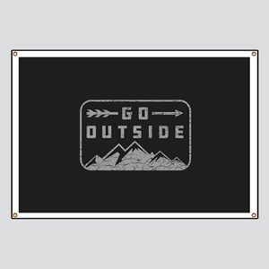 Go Outside Banner