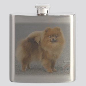 Pomeranian 9R042D-22 Flask