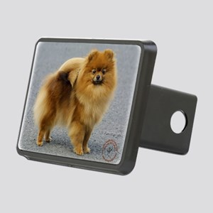 Pomeranian 9R042D-22 Rectangular Hitch Cover