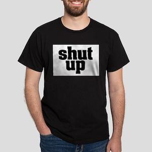 SHUT UP natural T-Shirt
