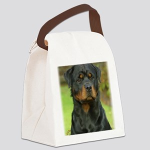 Rottweiler 9W044D-073 Canvas Lunch Bag