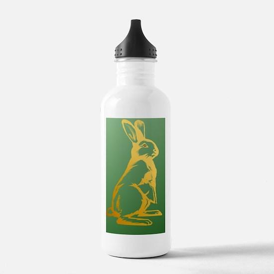 YearOfTheRabbitInsideC Water Bottle