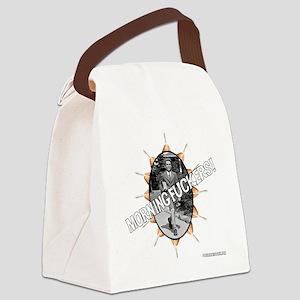 morningfers copy Canvas Lunch Bag