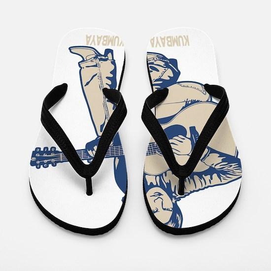 kumbaya-mfer-DKT Flip Flops