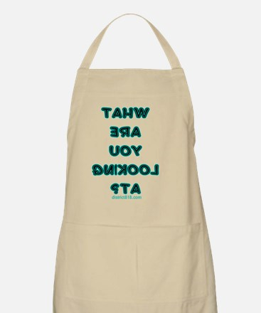 what_are_you_looking_at Apron