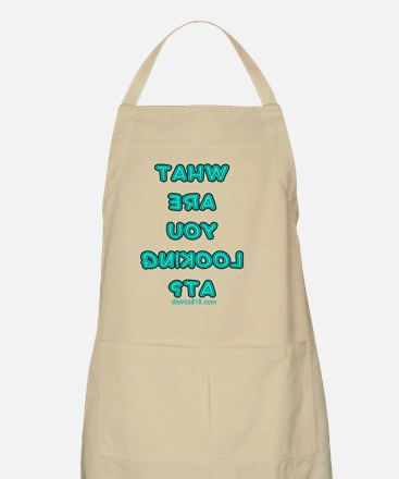 what_you_looking_at Apron