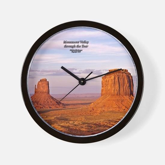 MoValMerEMitCoverSM Wall Clock