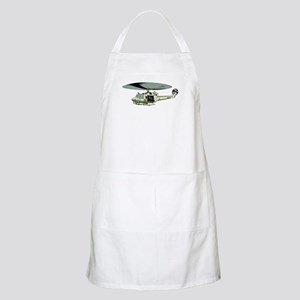 Military Helicopter Apron