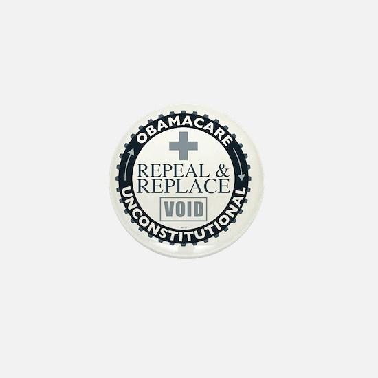 jan11_unconstitutional Mini Button