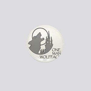 wolfpack Mini Button