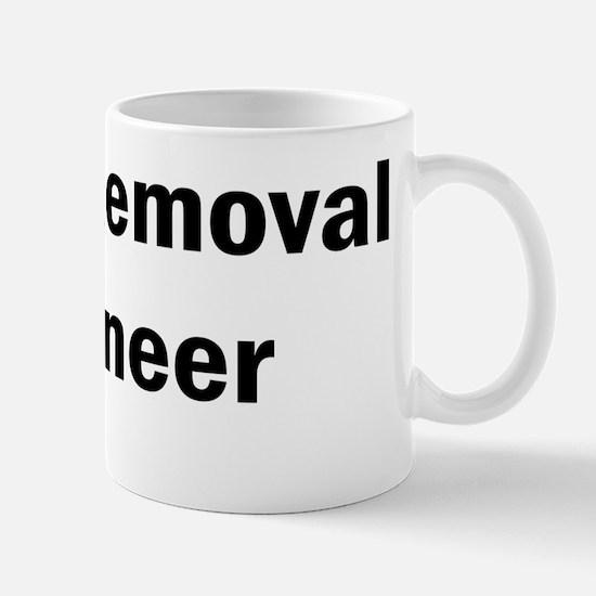 snow removal engineer copy Mug
