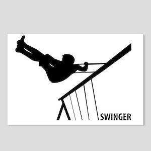 swinger Postcards (Package of 8)