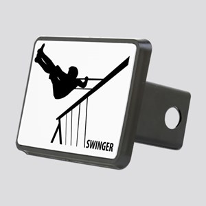 swinger Rectangular Hitch Cover