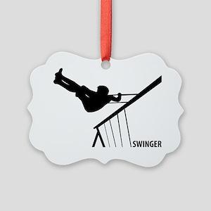 swinger Picture Ornament