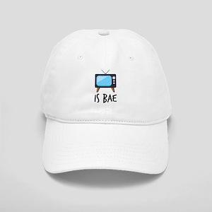 TV is Bae Emoji Cap