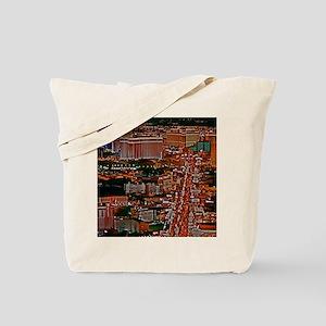Las Vegas Strip Mousepad Tote Bag