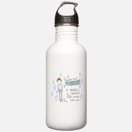 The Best is Yet to Come Water Bottle