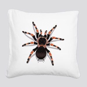 tarantula_CP Square Canvas Pillow