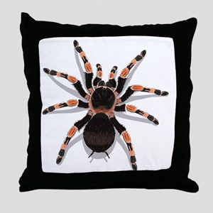 tarantula_CP Throw Pillow