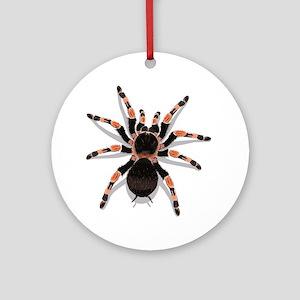 tarantula_CP Round Ornament