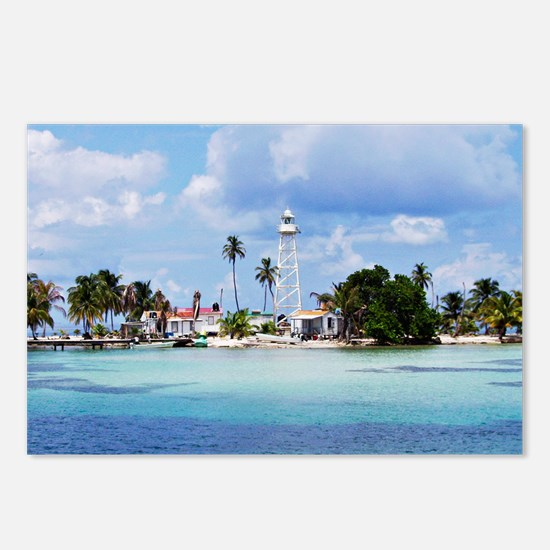 Paradise Found for CP Postcards (Package of 8)
