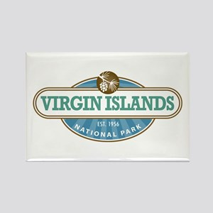 Virgin Islands National Park Magnets