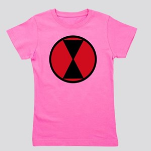 7th Infantry Division Girl's Tee
