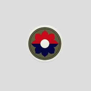 9th Infantry Division Mini Button