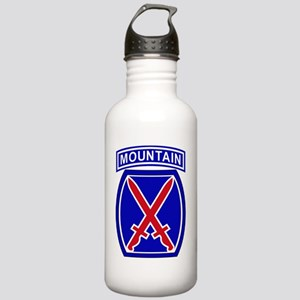 10th Infantry Division Stainless Water Bottle 1.0L