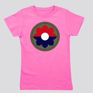 9th Infantry Division Girl's Tee