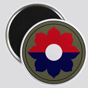 9th Infantry Division Magnet