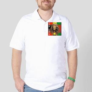 ONE LOVE LION Golf Shirt