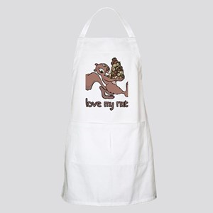 my nuts Apron