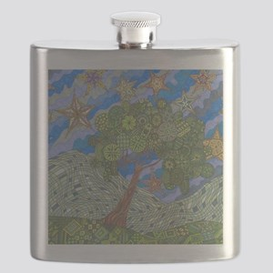 Virginia Quilts Flask