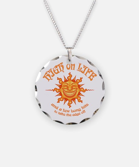high-on-life2-T Necklace