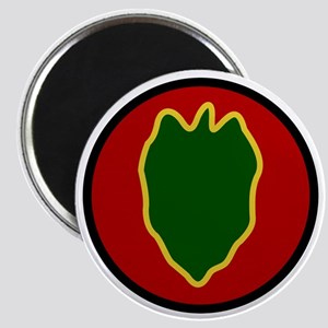 24th Infantry Division Magnet