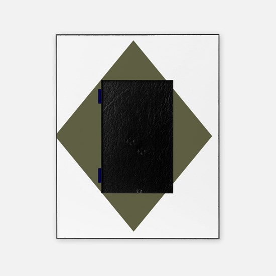 26th Infantry Division Picture Frame