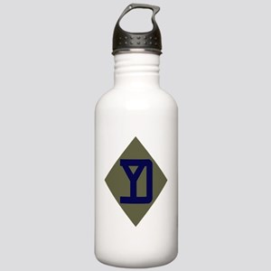 26th Infantry Division Stainless Water Bottle 1.0L