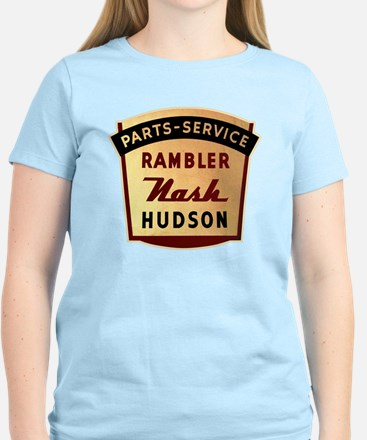 nash rambler hudson hornet Women's Light T-Shirt