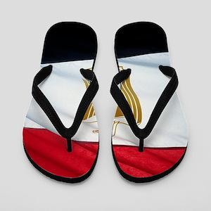 egyptflag Flip Flops