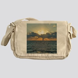 psalm143sq Messenger Bag