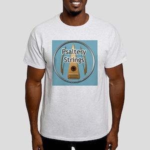 final new logo for web site  button  Light T-Shirt