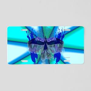 Phoenix Ghost Aluminum License Plate