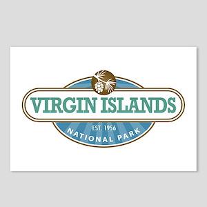 Virgin Islands National Park Postcards (Package of